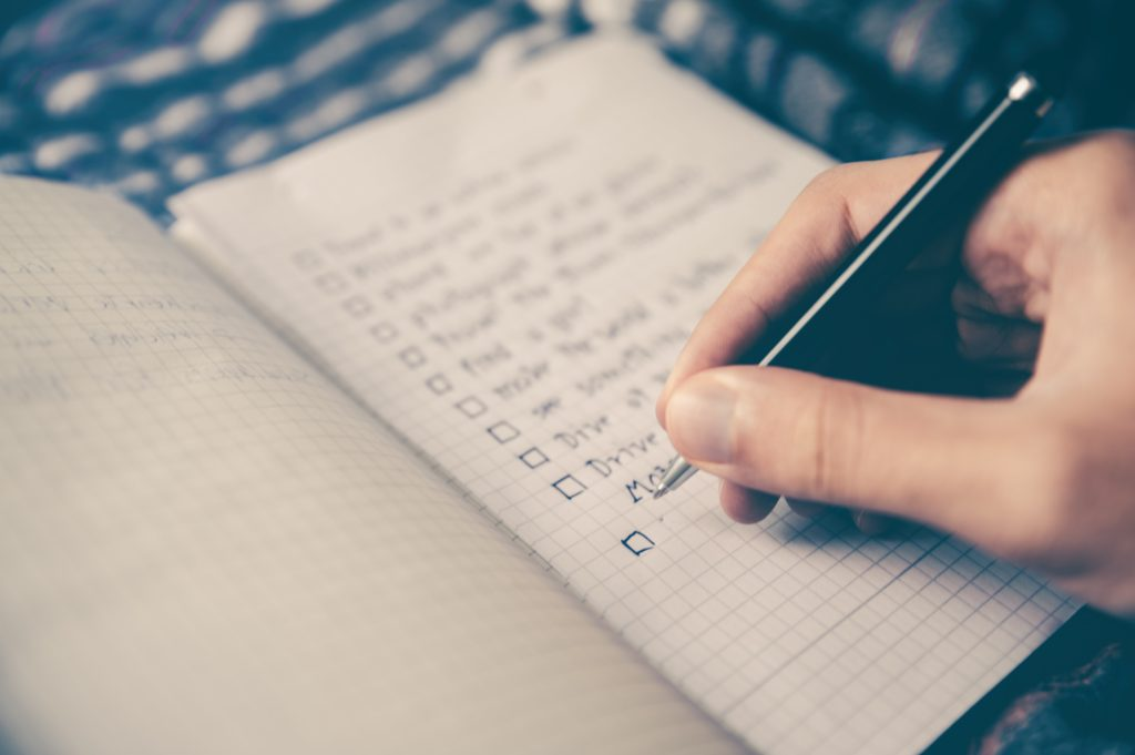 The Data Triad Checklist